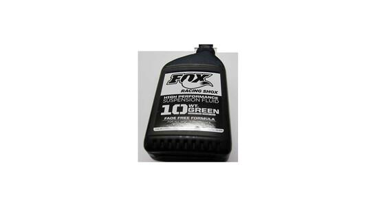 Fox Suspension Öl 10 WT Green 946 ml